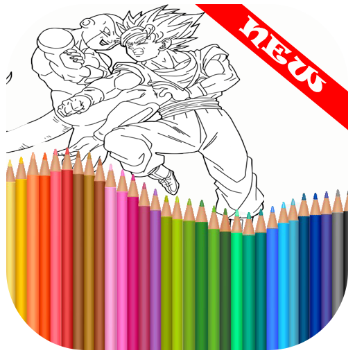 Coloring Boboiboy New App Android Apk By Mema