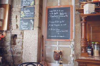 Photo: Brasserie mit wöchentlich wechselndem Angebot, preislich durchaus im Rahmen