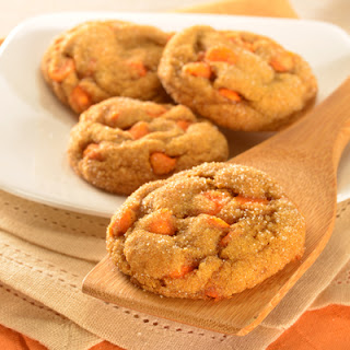 Pumpkin Spice Molasses Cookies