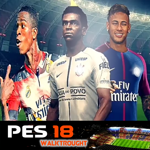 Fan PES 2018 Walktrough
