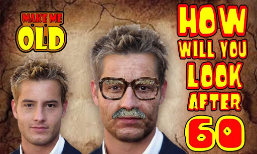 Make Me Old : Face Aging Booth