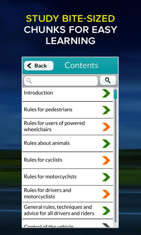Highway Code Latest Edition- screenshot