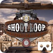 Shoot Loop VR - Cardboard
