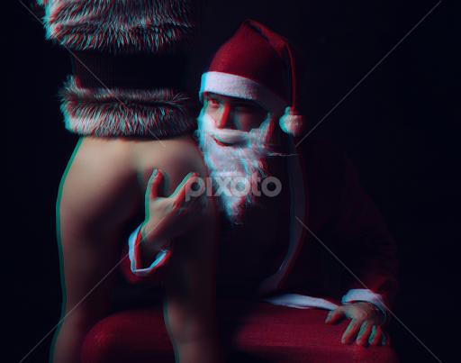 Amusing Bad santa girl nude