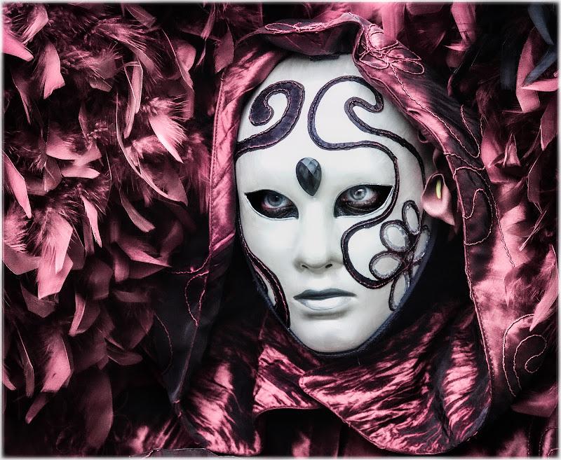 Maschera veneziana di NAMES52