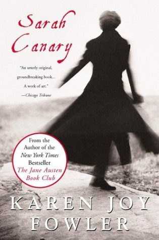 Sarah Canary