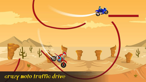 Tiny Bike Race - Bike Stunt Tricky Racing Rider 2 screenshots 5