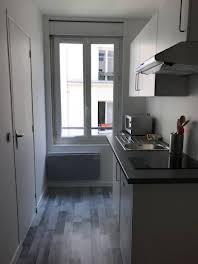 Studio meublé 12,24 m2
