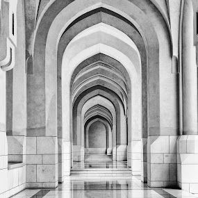 Arches by Savio Joanes - Buildings & Architecture Architectural Detail