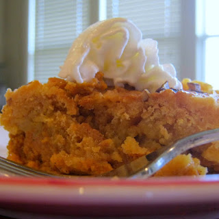 Mom's Pumpkin Crunch