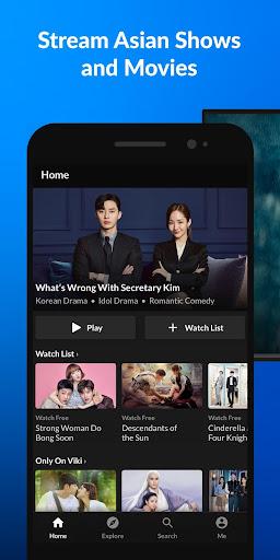 Viki: Stream Asian TV Shows, Movies, and Kdramas 6.2.3 Screenshots 1