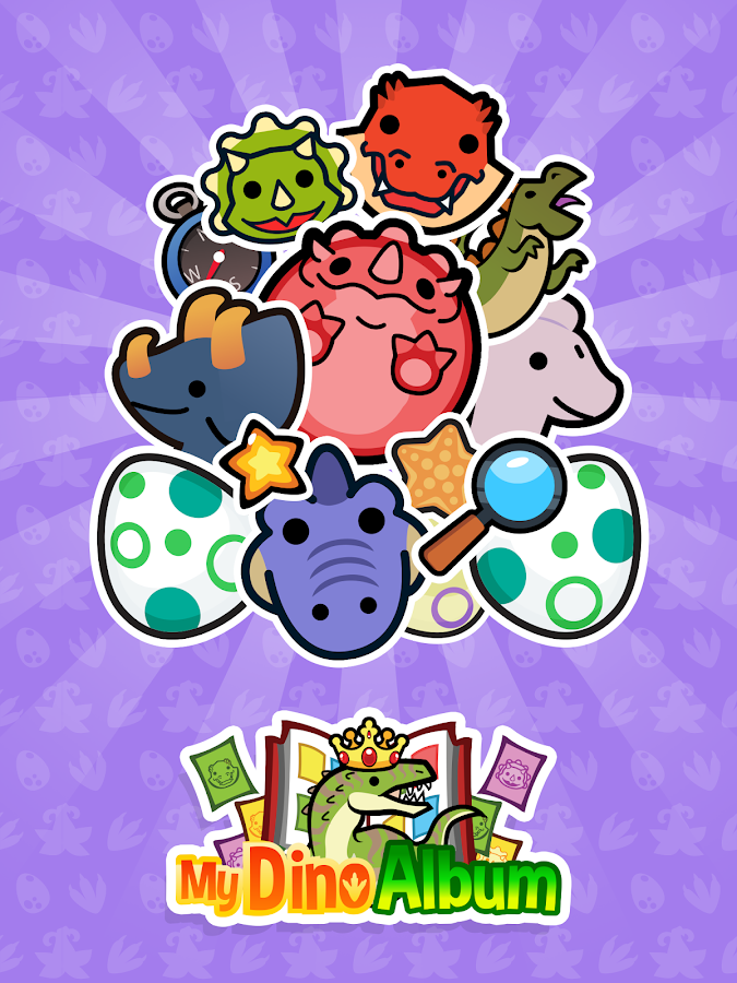 My Dino Album - Collect & Trade Dinosaur Stickers- screenshot