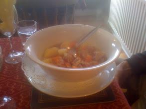 Photo: Irish stew in Leenaun/Leenane