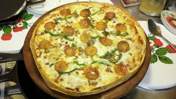 Pizza Experiment
