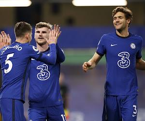 Opvallende statistiek tijdens de 1ste helft van Chelsea - Porto in de Champions League