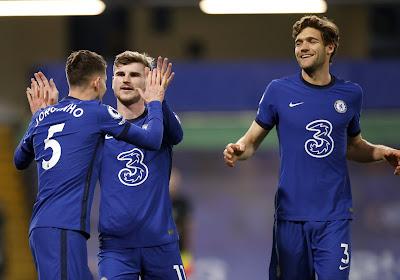 Premier League : Chelsea continue sur sa lancée