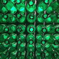 Green bottles di