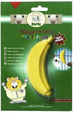 Mineralsten Banan Large 50g