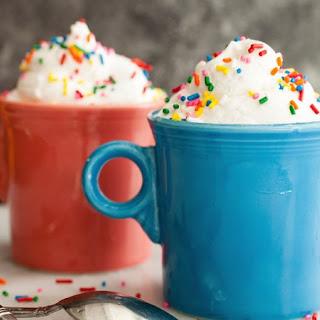 Mug Confetti Cakes.