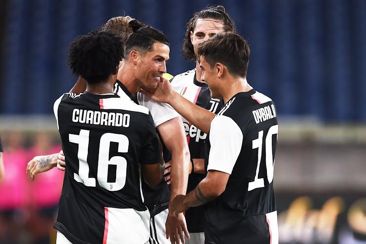 🎥 Serie A : La Juventus s'impose avec un but somptueux de CR7, la Lazio conforte sa 2ème place