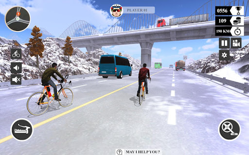 Bicycle Racing & Quad Stunts 1.3 screenshots 7