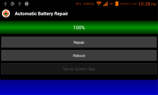 battery fixer apk