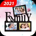 Family Photo Frame, Photo Collage icon