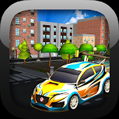 Town Racer - 3D Car Racing
