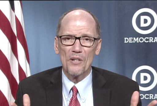 DNC Chair Perez: No pro-life Democrats are welcome