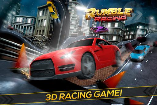 Rumble Racing - Car Hill Climb