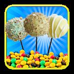 Delicious Cake Pop Maker Icon