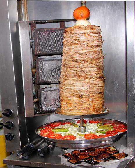 Shawarma Wrap Platters