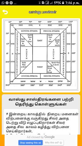 basic vastu shastra tips home vastu shastra tamil screenshot 2