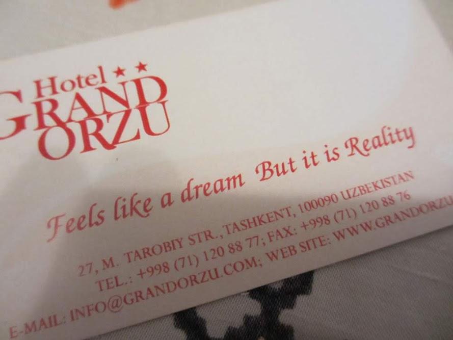 """Feels like a dream but it is reallity""- De TASHKENT (Uzbequistão) a Osh (Quirguistão)"