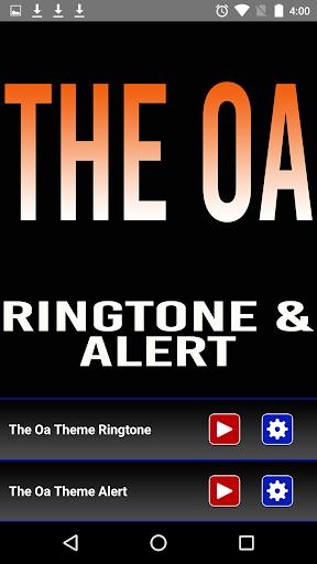 The OA Theme Ringtone & Alert screenshot 2