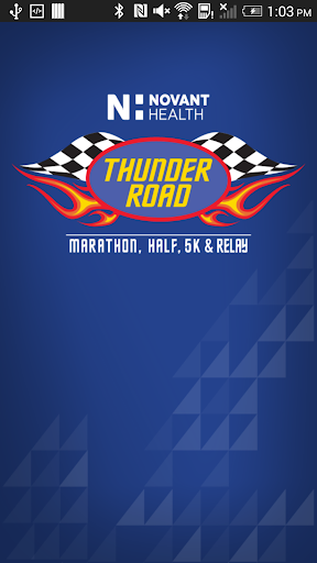 Thunder Road Marathon
