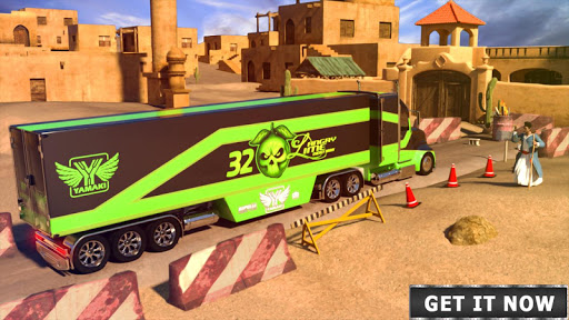 Truck Parking Simulator Free 2 for PC