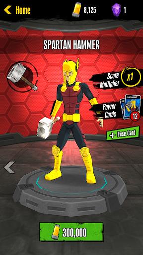 Action-Man Runner FREE 1.0.5 screenshots 2