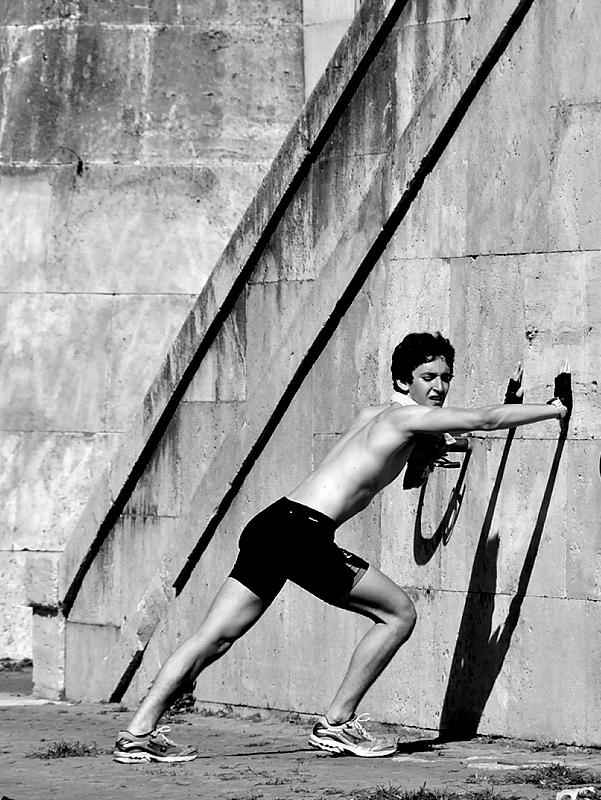 Stretching. di matteo_maurizio_mauro