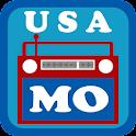 USA Missouri Radio icon