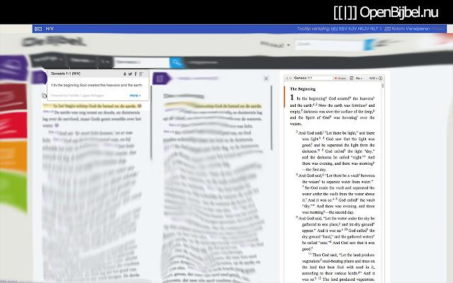 [[|]] OpenBijbel : Bijbel Toolbar 1.0