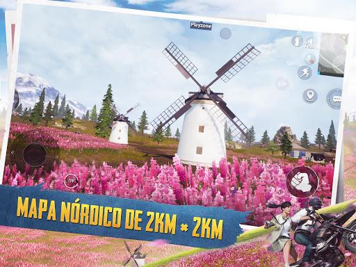 PUBG MOBILE - NOVO MAPA: LIVIK Screen Shot
