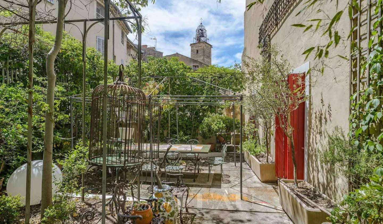 Hôtel particulier Aix-en-Provence