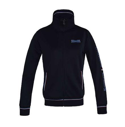 Kingsland Valbonne Unisex Sweat Jacket, Navy