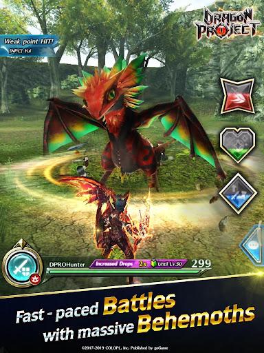 Dragon Project 1.8.6 screenshots 13