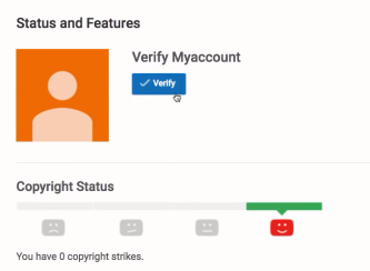 How to verify Youtube account 2
