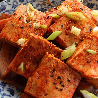 Braised Tofu Vegan Recipes