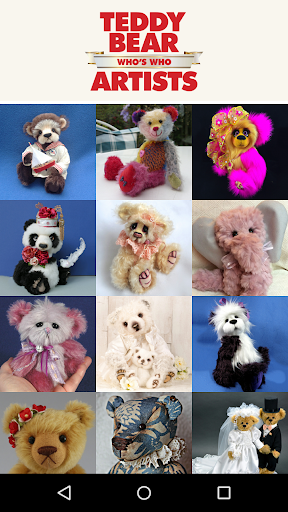 Who's Who Teddy Bear Artists