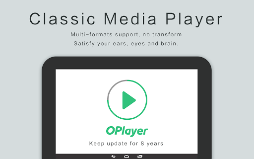 Video Player All Format - OPlayer  screenshots 5