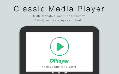 Video Player All Format - OPlayer Screenshot